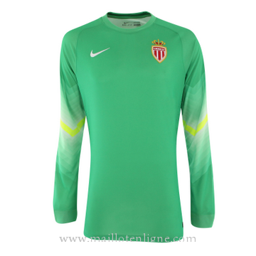 Maillot AS Monaco Manche Longue Goalkeeper 2014 2015