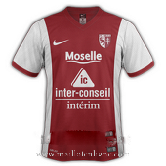 nouveau maillot fc metz 2014 2015 pas cher. Black Bedroom Furniture Sets. Home Design Ideas