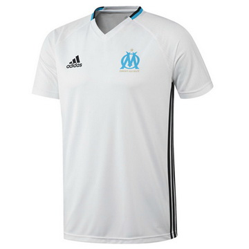 Maillot Formation Marseille Blanc 2016 2017
