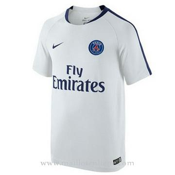 Maillot Formation PSG Blanc 2015 2016