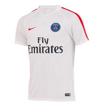 Maillot Formation PSG Blanc 2016 2017