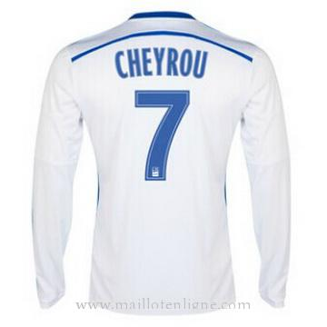 Maillot Marseille ML CHEYROU Domicile 2014 2015