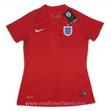 Maillot Angleterre Femme Exterieur 2014 2015