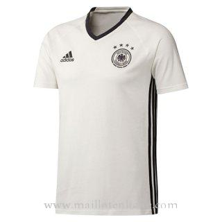 Maillot Allemagne Formation Blanc 2016 2017