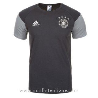Maillot Allemagne Formation Gris 2016 2017