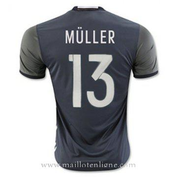 Maillot Allemagne MULLER Exterieur Euro 2016
