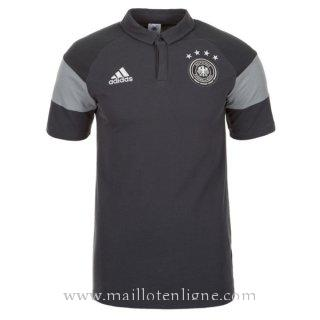 Maillot Allemagne polo Gris 2016 2017