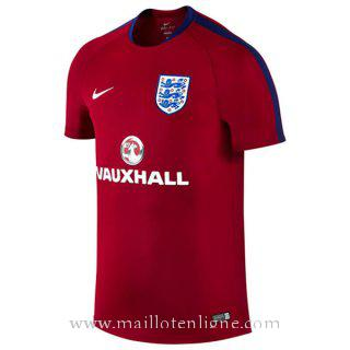 Maillot Angleterre Formation Rouge 2016 2017