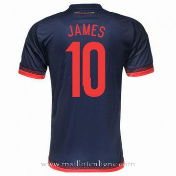 Maillot Colombie JAMES Exterieur 2015 2016