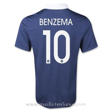 Maillot France BENZEMA Domicile 2014 2015
