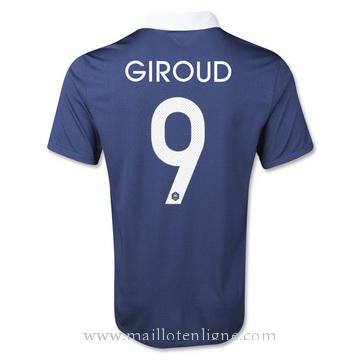 Maillot France GIROUD Domicile 2014 2015