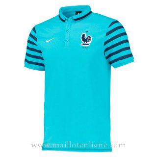 Maillot France polo Cian 2015 2016