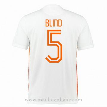 Maillot Hollande BLIND Exterieur 2015 2016