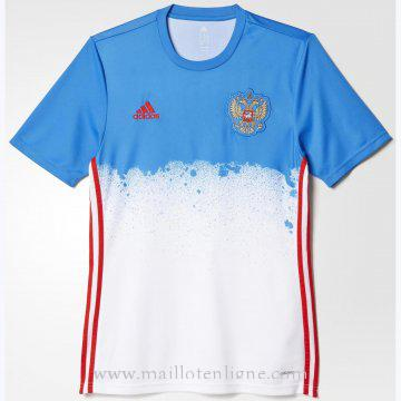 Maillot avant-match Russie Blanc 2016 2017